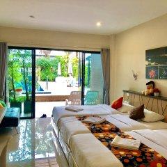 Отель Chitra Suite Паттайя комната для гостей фото 3