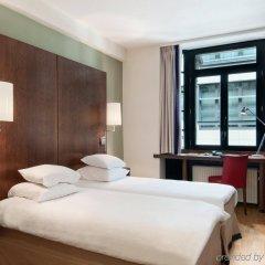 Отель Hilton Brussels City комната для гостей фото 3
