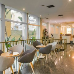 Hotel Villa de Laredo гостиничный бар