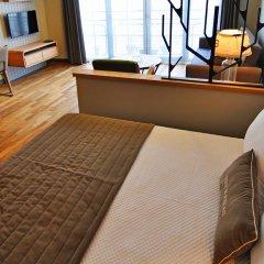 Отель Brickpalas Стамбул комната для гостей