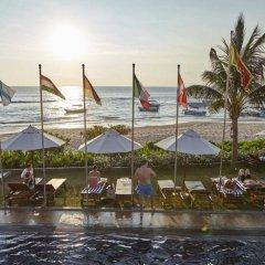 Coral Sands Hotel Хиккадува приотельная территория фото 2