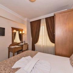 Laleli Gonen Hotel сейф в номере