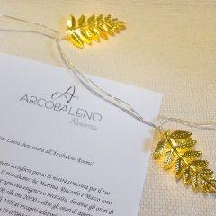 Отель Affittacamere Arcobaleno в номере