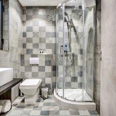 Отель The District Hotel Мальта, Сан Джулианс - 1 отзыв об отеле, цены и фото номеров - забронировать отель The District Hotel онлайн ванная фото 2