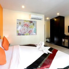 @Home Boutique Hotel Patong комната для гостей фото 4