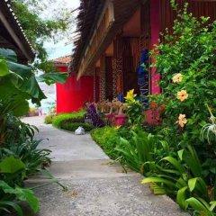 Отель Cha-Ba Bungalow & Art Gallery Таиланд, Ланта - отзывы, цены и фото номеров - забронировать отель Cha-Ba Bungalow & Art Gallery онлайн фото 9