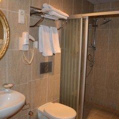 Ayasofya Hotel Турция, Стамбул - 3 отзыва об отеле, цены и фото номеров - забронировать отель Ayasofya Hotel онлайн ванная