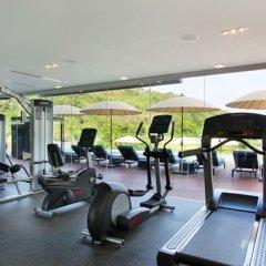 Отель Twin Sands Resort and Spa A204 фитнесс-зал