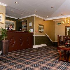 Отель Old Waverley Hotel Великобритания, Эдинбург - отзывы, цены и фото номеров - забронировать отель Old Waverley Hotel онлайн интерьер отеля фото 3