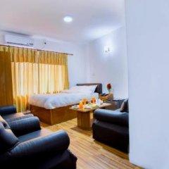 Отель Oyo 104 Hotel Baltic Inn Непал, Катманду - отзывы, цены и фото номеров - забронировать отель Oyo 104 Hotel Baltic Inn онлайн комната для гостей фото 3
