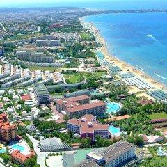 Отель Villa Side пляж фото 2