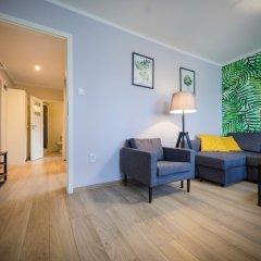 Отель RentPlanet - Apartament Koscielna комната для гостей фото 4