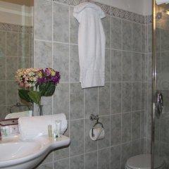 Отель Bellavista Италия, Фраскати - отзывы, цены и фото номеров - забронировать отель Bellavista онлайн ванная фото 2