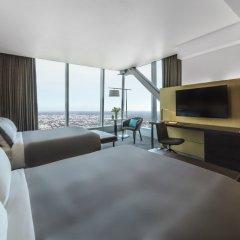 Отель InterContinental Los Angeles Downtown США, Лос-Анджелес - отзывы, цены и фото номеров - забронировать отель InterContinental Los Angeles Downtown онлайн комната для гостей фото 2