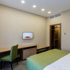 Альфа Отель 4* Стандартный номер с двуспальной кроватью фото 24