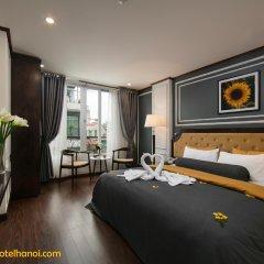 Отель Mayflower Hotel Hanoi Вьетнам, Ханой - отзывы, цены и фото номеров - забронировать отель Mayflower Hotel Hanoi онлайн комната для гостей