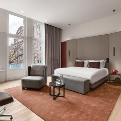 NH Collection Amsterdam Grand Hotel Krasnapolsky 5* Номер категории Премиум с различными типами кроватей