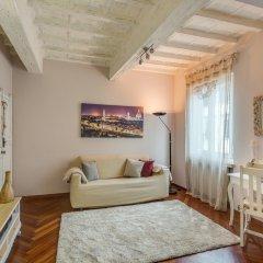 Отель Ognissanti Италия, Флоренция - отзывы, цены и фото номеров - забронировать отель Ognissanti онлайн комната для гостей фото 3