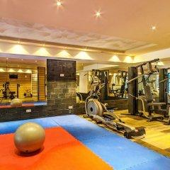 Отель St George Palace фитнесс-зал фото 2