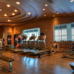 Отель Pan Pacific Vancouver Канада, Ванкувер - отзывы, цены и фото номеров - забронировать отель Pan Pacific Vancouver онлайн фитнесс-зал фото 4