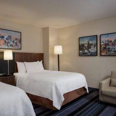 Отель Residence Inn by Marriott New York Manhattan/Times Square США, Нью-Йорк - отзывы, цены и фото номеров - забронировать отель Residence Inn by Marriott New York Manhattan/Times Square онлайн комната для гостей фото 2