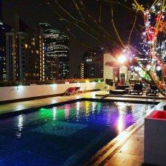 Отель Furama Silom, Bangkok бассейн