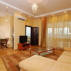Гостиница KyivRentApartment комната для гостей фото 5