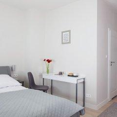 Отель Platinum Apartments Польша, Варшава - 4 отзыва об отеле, цены и фото номеров - забронировать отель Platinum Apartments онлайн комната для гостей фото 4