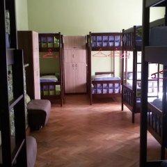 Leosphere Hostel Львов фитнесс-зал