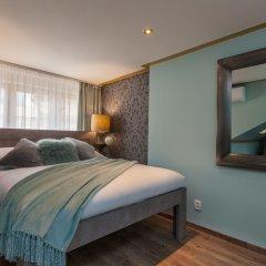 Отель Gorgeous Prague Rooms Прага комната для гостей