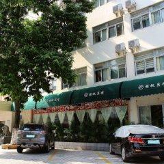 Отель Yafeng Hotel Overseas Chinese Town Branch Китай, Шэньчжэнь - отзывы, цены и фото номеров - забронировать отель Yafeng Hotel Overseas Chinese Town Branch онлайн парковка