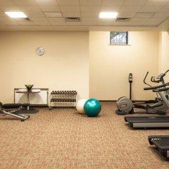 Отель Hyatt Jermuk фитнесс-зал
