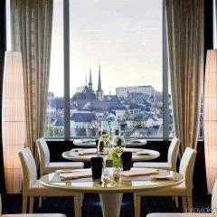 Отель Sofitel Luxembourg Le Grand Ducal питание
