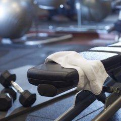 Отель Columbus Airport Marriott США, Колумбус - отзывы, цены и фото номеров - забронировать отель Columbus Airport Marriott онлайн фитнесс-зал фото 2