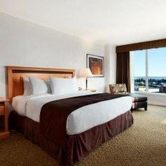 Отель Hilton Vancouver Metrotown Канада, Бурнаби - отзывы, цены и фото номеров - забронировать отель Hilton Vancouver Metrotown онлайн комната для гостей