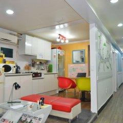 Yakorea Hostel Itaewon Сеул в номере
