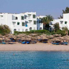 Mercure Hurghada Hotel пляж фото 2