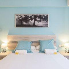 Отель GranVía Испания, Сан-Себастьян - отзывы, цены и фото номеров - забронировать отель GranVía онлайн комната для гостей фото 5