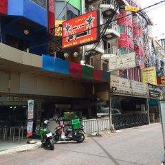 Отель Iraqi Residence Бангкок городской автобус