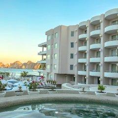 Отель Cabo Villas Beach Resort & Spa Мексика, Кабо-Сан-Лукас - отзывы, цены и фото номеров - забронировать отель Cabo Villas Beach Resort & Spa онлайн бассейн