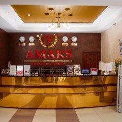 Гостиница Амакс Отель Омск в Омске 1 отзыв об отеле, цены и фото номеров - забронировать гостиницу Амакс Отель Омск онлайн интерьер отеля