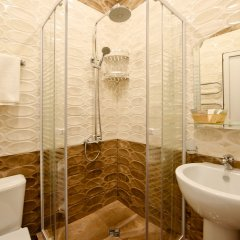 Гостиница Радуга-Престиж ванная фото 2