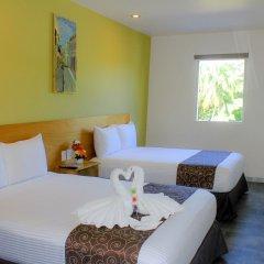 AM Hotel & Plaza комната для гостей