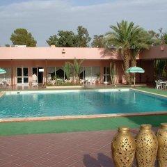 Отель Le Zat Марокко, Уарзазат - 1 отзыв об отеле, цены и фото номеров - забронировать отель Le Zat онлайн бассейн фото 2