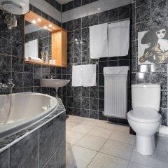 Отель Vintage Apartments Naschmarkt Австрия, Вена - отзывы, цены и фото номеров - забронировать отель Vintage Apartments Naschmarkt онлайн ванная фото 2