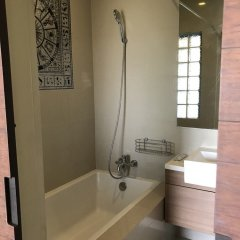 Отель Tc Contel @ Ekkamai Бангкок ванная фото 2