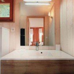Отель La Victorine Франция, Вьей-Тулуза - отзывы, цены и фото номеров - забронировать отель La Victorine онлайн ванная