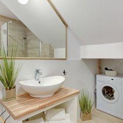 Апартаменты Lion Apartments - La Playa Сопот ванная
