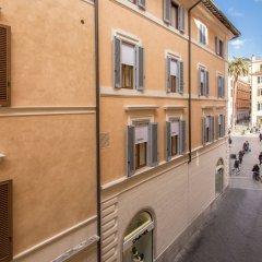 Отель Rome55 Италия, Рим - отзывы, цены и фото номеров - забронировать отель Rome55 онлайн балкон