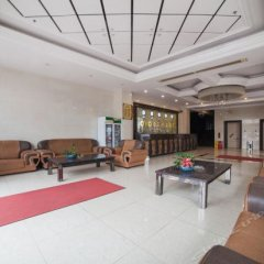 Отель Yueda Business Hostel Китай, Чжуншань - отзывы, цены и фото номеров - забронировать отель Yueda Business Hostel онлайн интерьер отеля фото 3